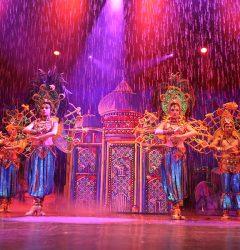 Revue pluie indienne