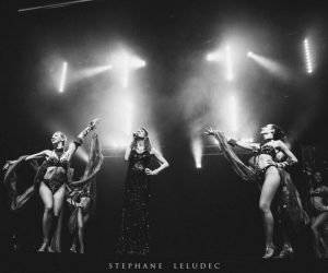 Revue cabaret ititnérant