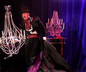 Etoiles cabaret spectacle magie