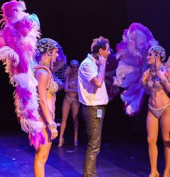 Cabaret itinérant spectacle