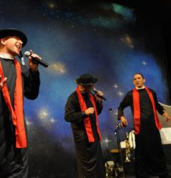 tour de chant cabaret show