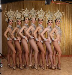 danseuses cabaret parisien