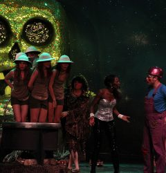 diner spectacle Gironde
