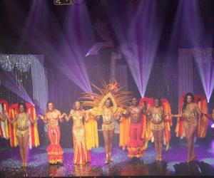 folies tropicales revue cabaret
