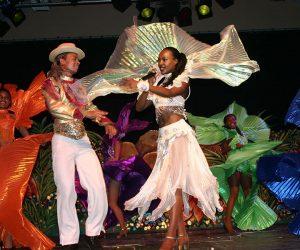 folies tropicales revue cabaret exotique