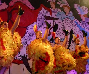 french cancan vie d'artistes