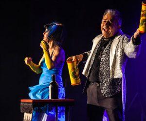 magie cabaret Parisien