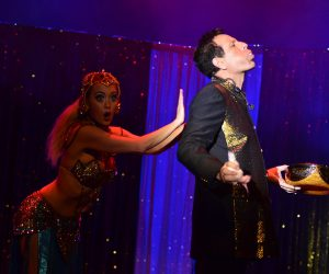 Spectacle magie cabaret music-hall