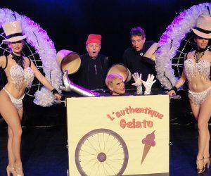 Spectacle magie cabaret parisien