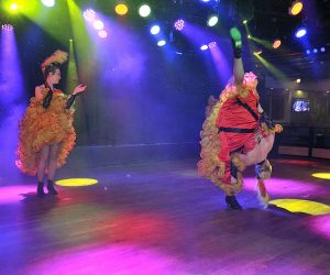Ballets french cancan revues