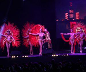 Cabaret ballets costumés