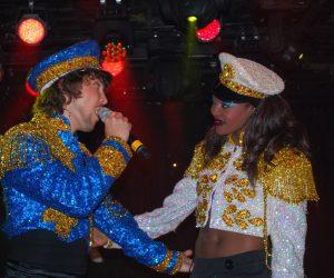Paris cabaret tour de chant live