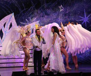 Revue paris cabaret live