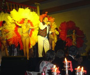 Cabaret parisien pathy folies