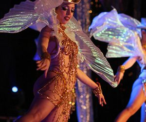 cabaret diner spectacle magie