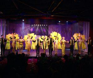 Revue cabaret compagnie itinérante