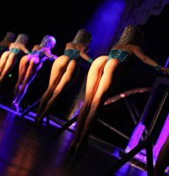 Cabaret sexy girls