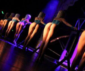 Revue sexy cabaret