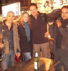 Fantasmagic tournée TF1 en Chine