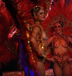 troupe compagnie itinerante cabaret parisien
