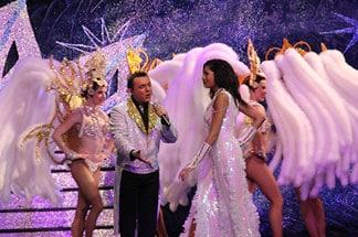 Paris cabaret revue
