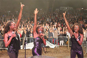 soeurs donou tour chant show