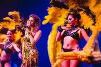 Spectacle cabaret revue